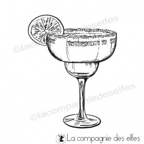 CARTE FRUITS 2/3 Tampon-coupe-cocktail