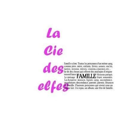 les minis albums d'octobre 2016 Famille-definition-tampon-nm