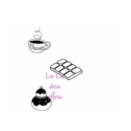 """Pas à pas classeur de recette  """" le matériel """" 3-motifs-chocolat-tampons-nm"""