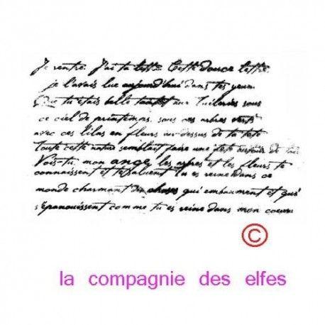 LE CALENDRIER DE L' AVENT  Texte-vintage-tampon-nm