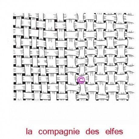 LE CALENDRIER DE L' AVENT  Fond-noeuds-tissage-tampon-nm