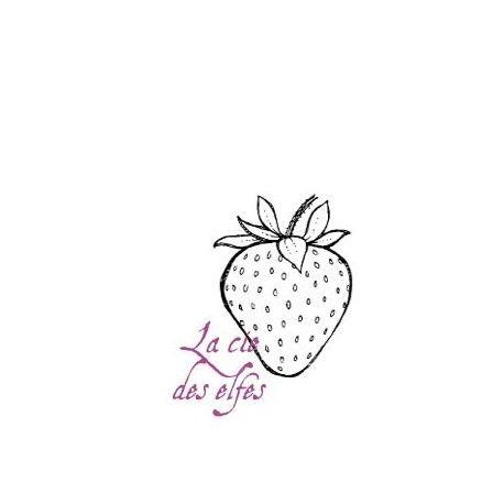 Le pas à pas de Clara  La-fraise-tampon-nm