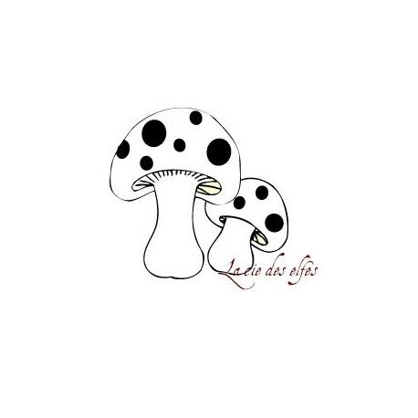les minis albums d'octobre 2016 Duo-de-champignons-tampon-nm