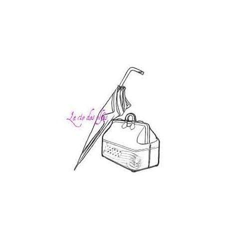 les minis albums d'octobre 2016 La-valise-parapluie-vintage-tampon-nm
