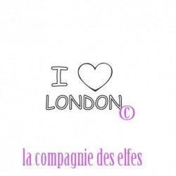I love LONDON tampon nm