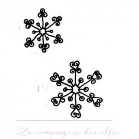 LE CALENDRIER DE L' AVENT  Cristal-de-noel-tampon-nm-ref-n1103
