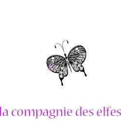 tampon papillon - moyen modèle - non monté