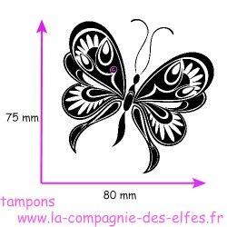 tampon grand papillon - nm
