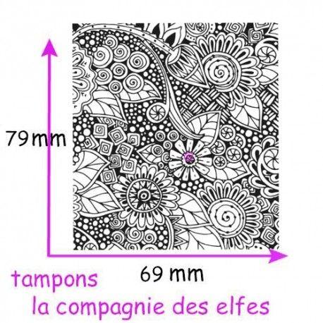 Les nouveautés de juillet 2016 Tampon-texture-fleurs-non-monte-fimo-papier-