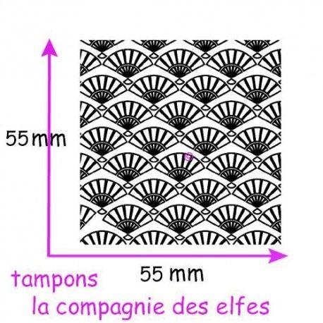 Les nouveautés de juillet 2016 Tampon-texture-et-fimo-polymere-eventails-non-monte