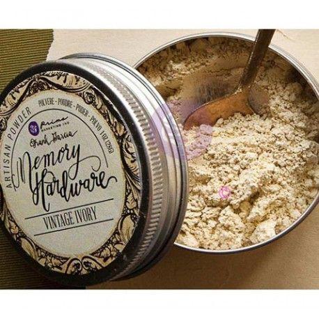 Nouveautés de septembre 2016 Poudre-artisan-powder-vintage-ivory