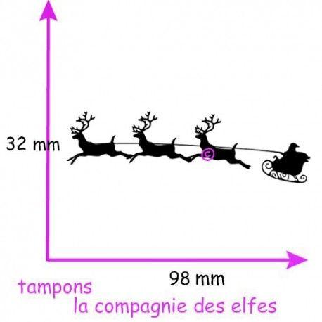 Les nouveautés de Novembre 2016 Tampon-rennes-de-noel-non-monte