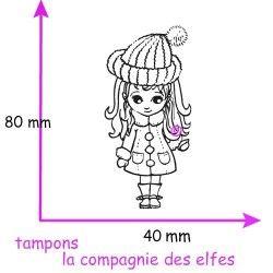 TAMPON Cannelle en hiver - non monté
