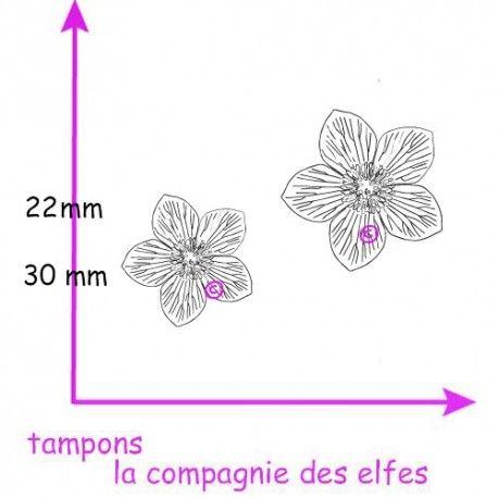 LE CALENDRIER DE L' AVENT  Tampon-hellebore-rose-de-noel-tampon-petit-modele-nm