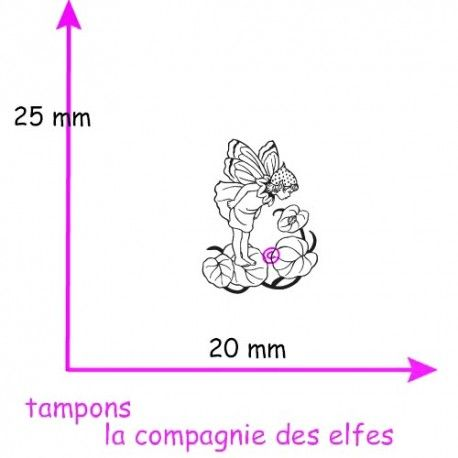les nouveautés de décembre 2016 Tampon-petit-elfe-fimo-polymere-non-monte