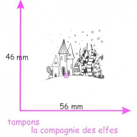 Les cartes de janvier 2017 Tampon-texture-chateau-non-monte