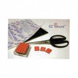 mousse électrostatique EZ - A6 - pour le montage des tampons
