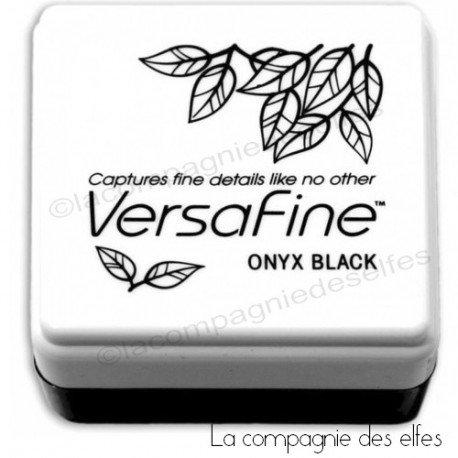 CARTE FRUITS 2/3 Versafine-noir-onyx-black-pm